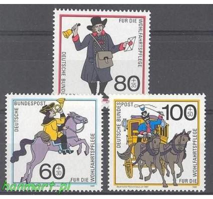 Znaczek Niemcy 1989 Mi 1437-1439 Czyste **