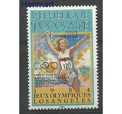 Znaczek Togo 1984 Mi 1781 Czyste **