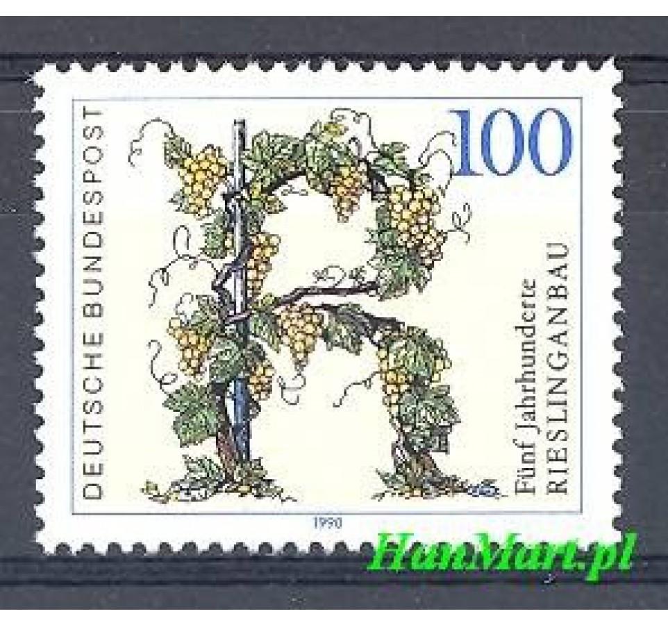 Niemcy 1990 Mi 1446 Czyste **