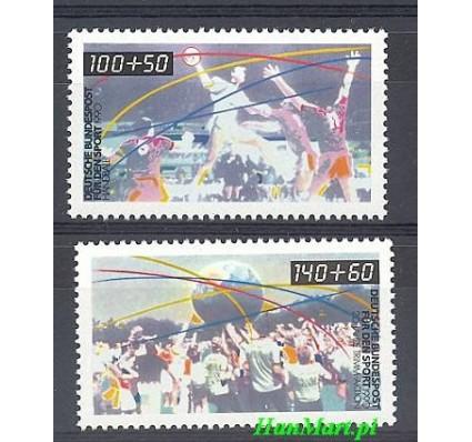 Niemcy 1990 Mi 1449-1450 Czyste **