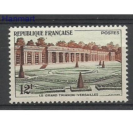 Znaczek Francja 1956 Mi 1087 Z podlepką *