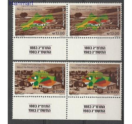 Znaczek Izrael 1983 Mi par934-935 Czyste **