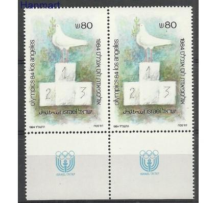 Znaczek Izrael 1984 Mi par968 Czyste **