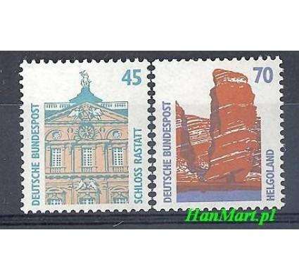 Niemcy 1990 Mi 1468-1469 Czyste **
