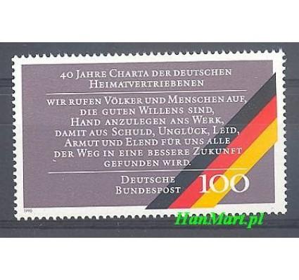 Niemcy 1990 Mi 1470 Czyste **