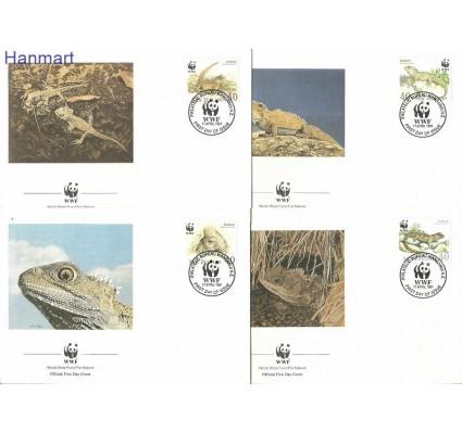Znaczek Nowa Zelandia 1991 Mi 1160-1163 FDC