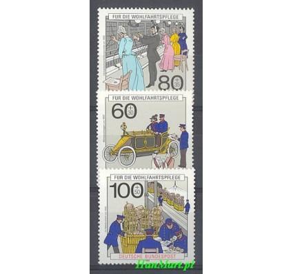 Niemcy 1990 Mi 1474-1476 Czyste **