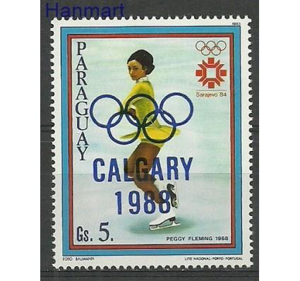Znaczek Paragwaj 1986 Mi 4001 Czyste **