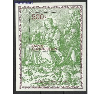 Znaczek Republika Środkowoafrykańska 1979 Mi bl67 Czyste **