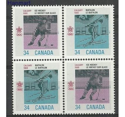 Znaczek Kanada 1986 Mi 1011-1012 Czyste **