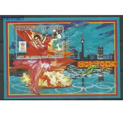 Znaczek Gwinea 1987 Mi bl254 Czyste **
