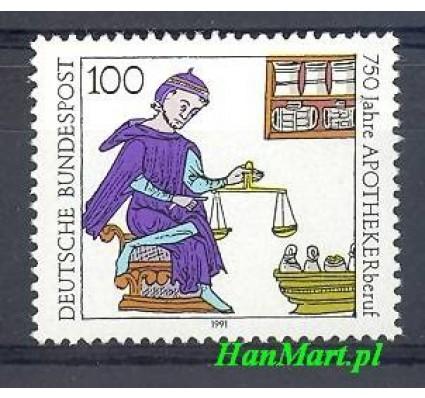 Niemcy 1991 Mi 1490 Czyste **