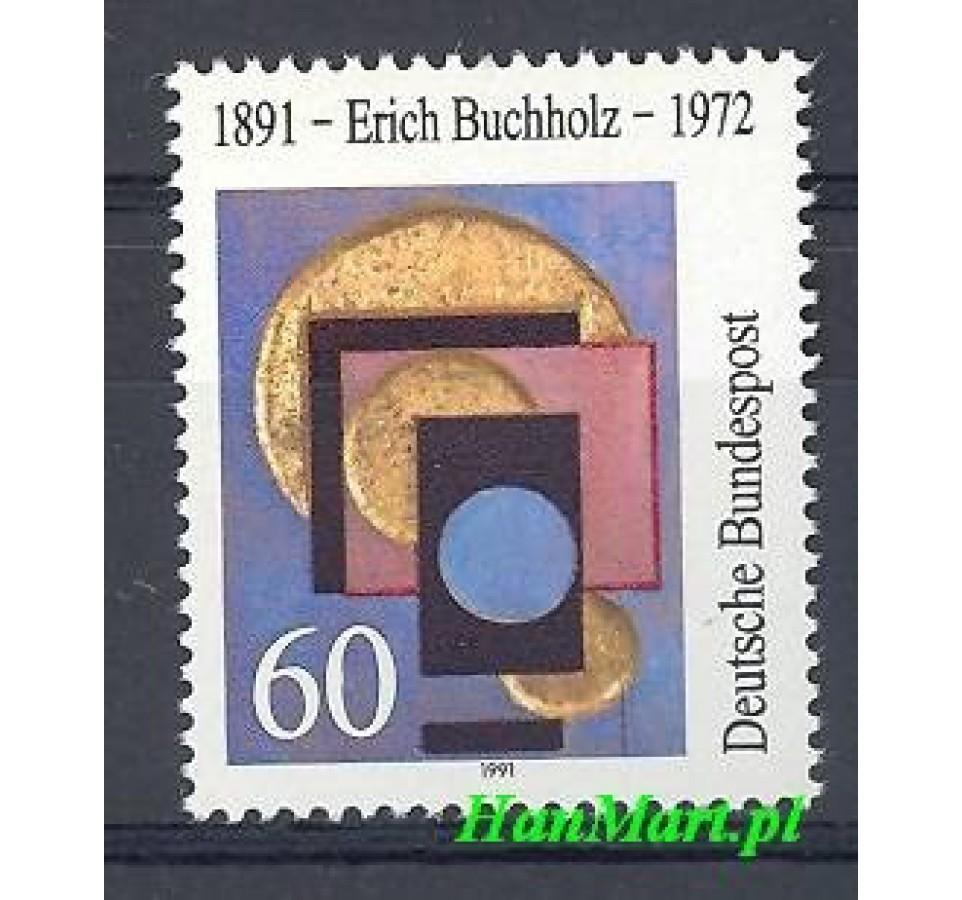 Niemcy 1991 Mi 1493 Czyste **