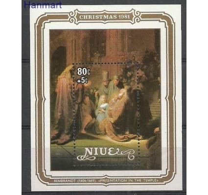 Znaczek Niue 1981 Mi bl53 Czyste **