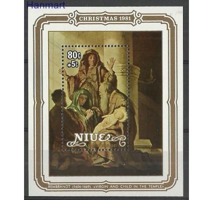 Znaczek Niue 1981 Mi bl54 Czyste **
