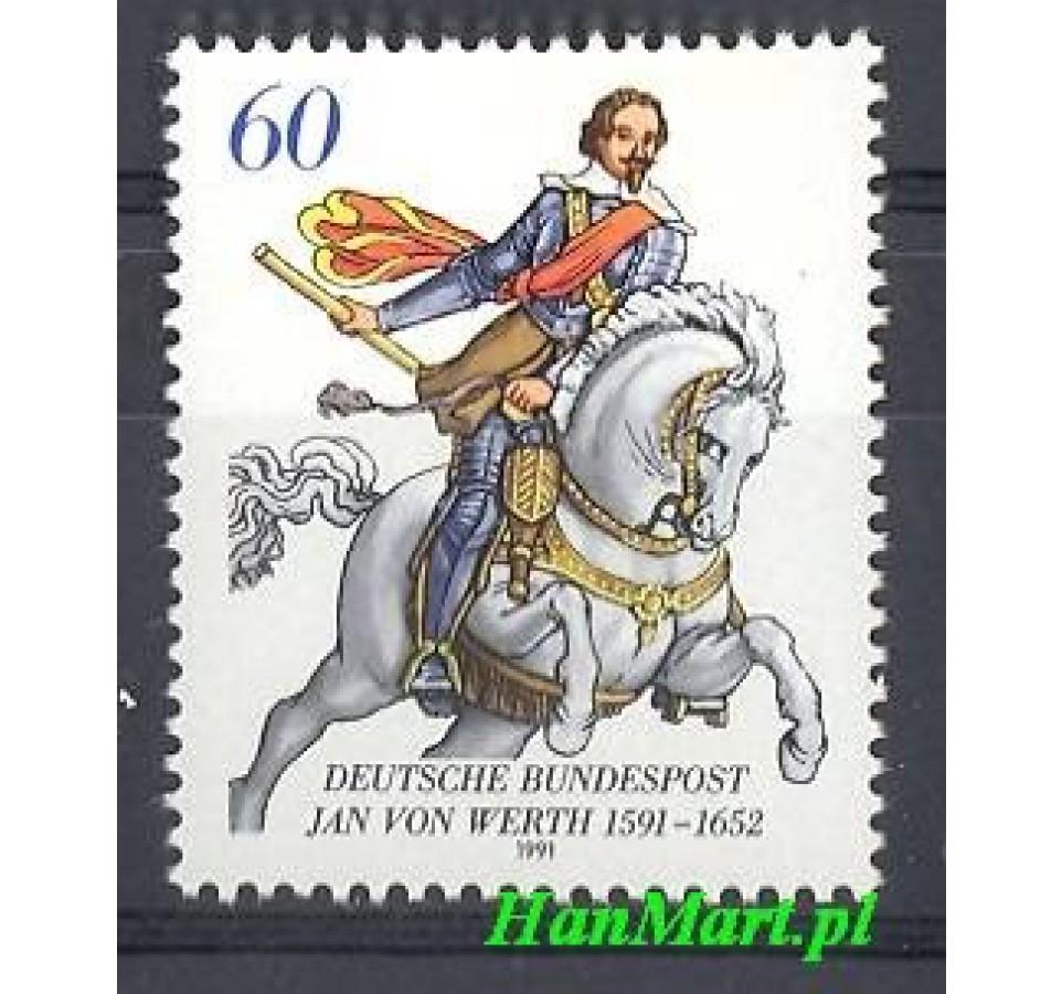 Niemcy 1991 Mi 1504 Czyste **
