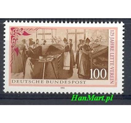Niemcy 1991 Mi 1521 Czyste **