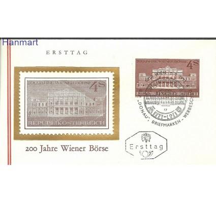 Znaczek Austria 1971 Mi 1367 FDC