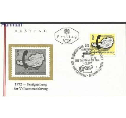 Znaczek Austria 1972 Mi 1409 FDC