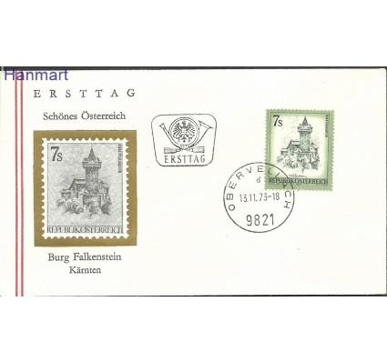 Znaczek Austria 1973 Mi 1432b FDC