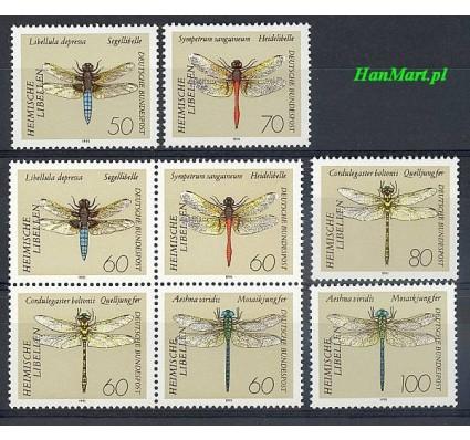 Niemcy 1991 Mi 1545-1552 Czyste **