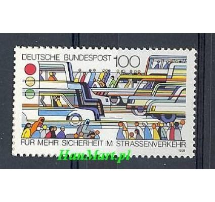 Niemcy 1991 Mi 1554 Czyste **