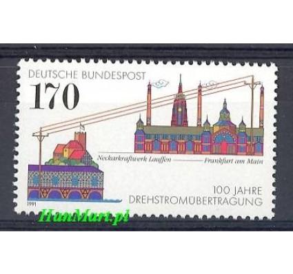 Niemcy 1991 Mi 1557 Czyste **