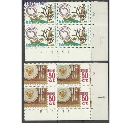 Znaczek Holandia 1985 Mi 1264-1265 Czyste **