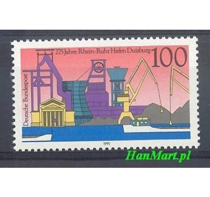 Niemcy 1991 Mi 1558 Czyste **