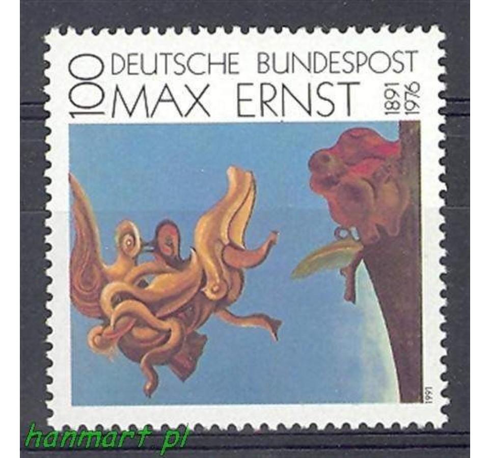 Niemcy 1991 Mi 1569 Czyste **