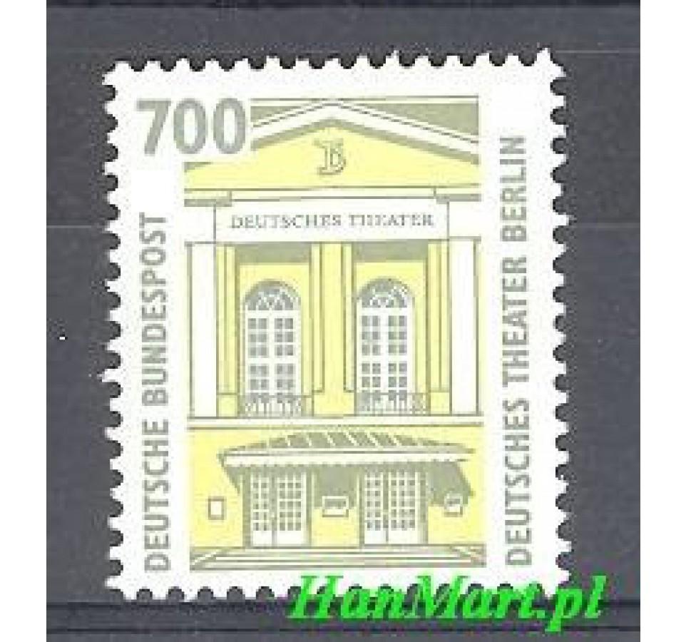 Niemcy 1993 Mi 1691 Czyste **