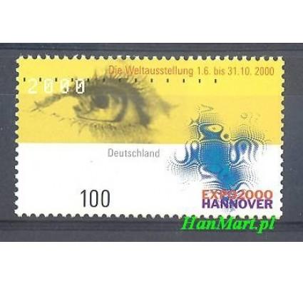Niemcy 2000 Mi 2089 Czyste **