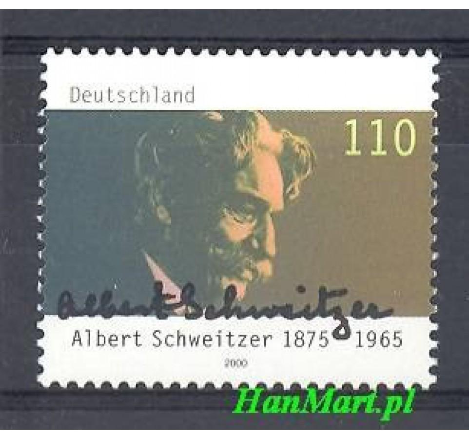 Niemcy 2000 Mi 2090 Czyste **