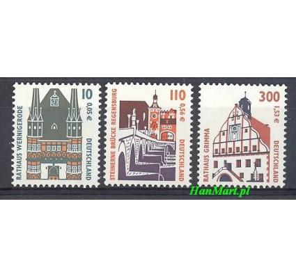 Znaczek Niemcy 2000 Mi 2139-2141 Czyste **