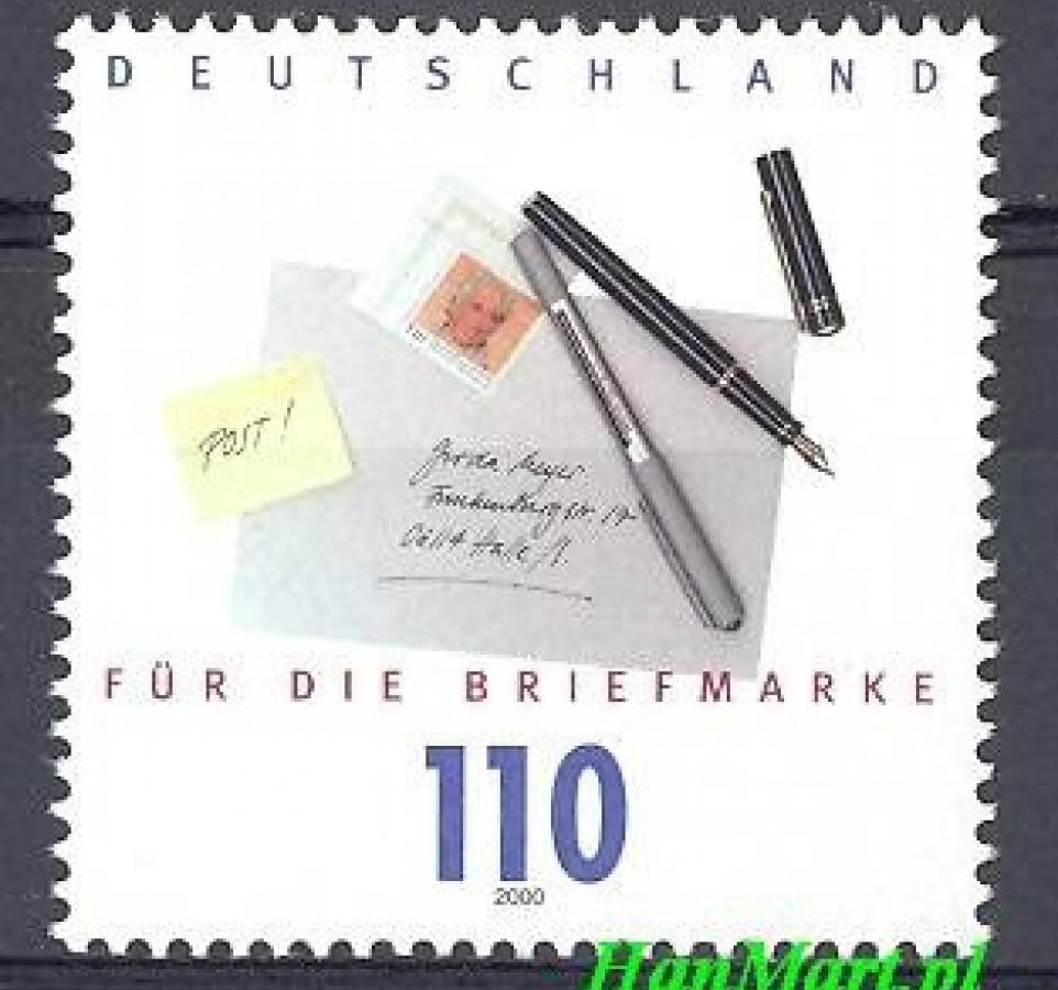 Niemcy 2000 Mi 2148 Czyste **
