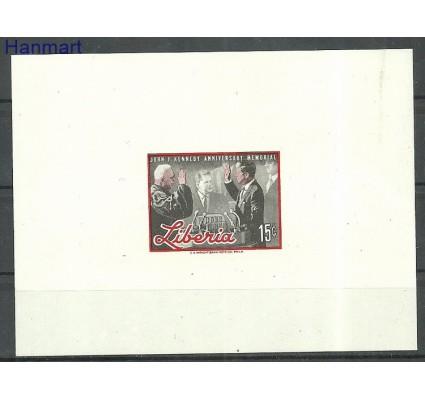 Znaczek Liberia 1966 Mi 662B Czyste **