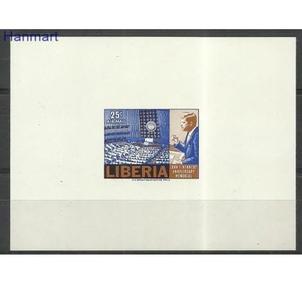Znaczek Liberia 1966 Mi 664B Czyste **