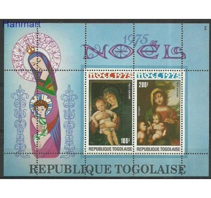 Znaczek Togo 1975 Mi bl99 Czyste **