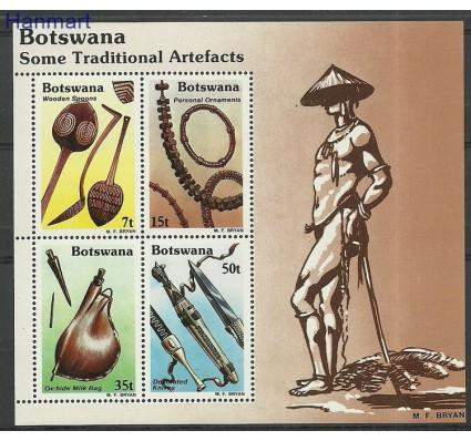 Znaczek Botswana 1983 Mi bl16 Czyste **