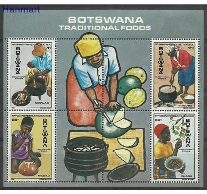 Znaczek Botswana 1985 Mi bl17 Czyste **