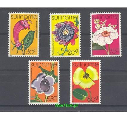 Znaczek Surinam 1978 Mi 807-811 Czyste **