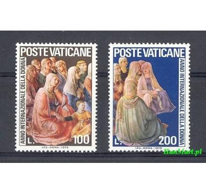 Watykan 1975 Mi 670-671 Czyste **