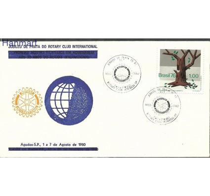 Znaczek Brazylia 1976 Mi 1559b FDC