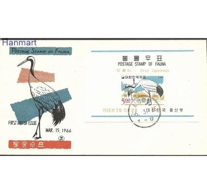 Znaczek Korea Południowa 1965 Mi bl225 FDC