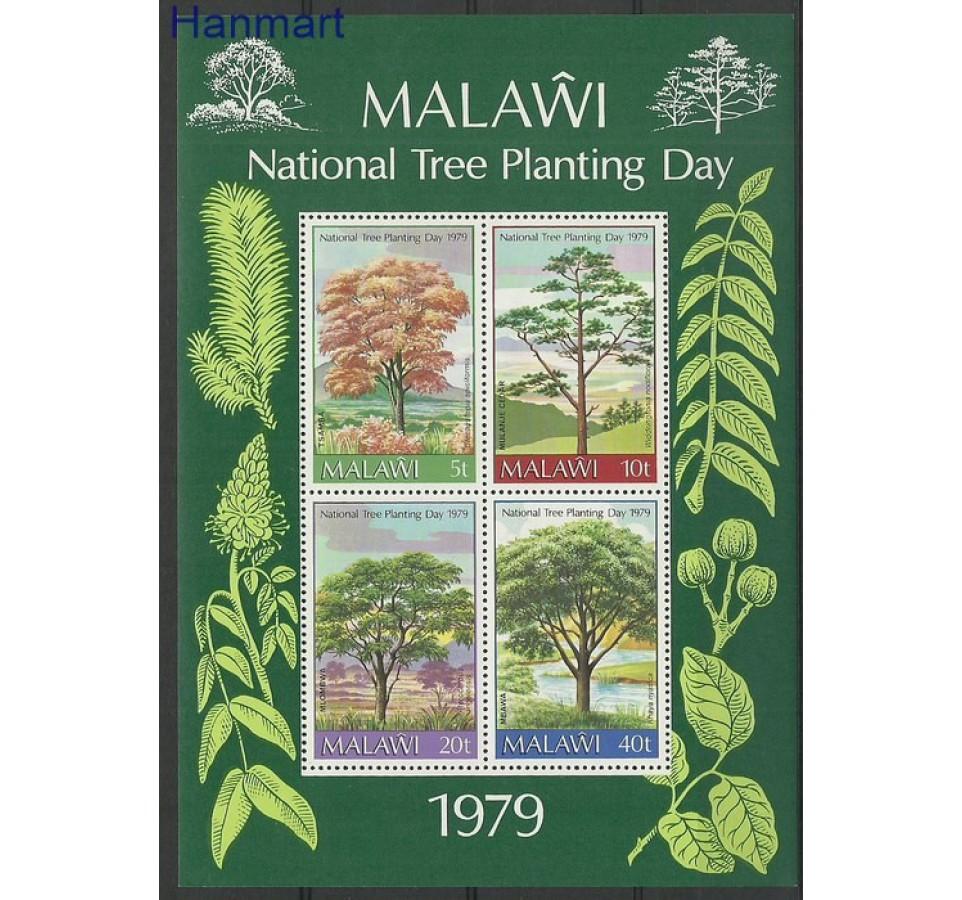 Malawi 1979 Mi bl54 Czyste **