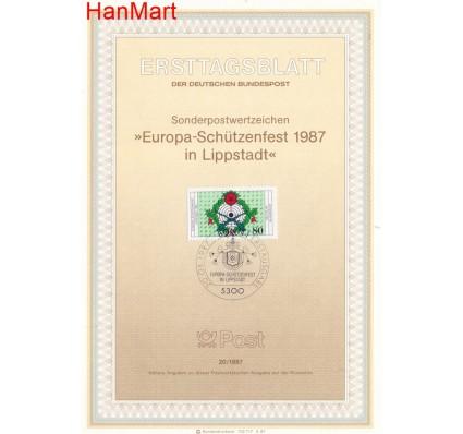 Niemcy 1987 Pierwszy dzień wydania