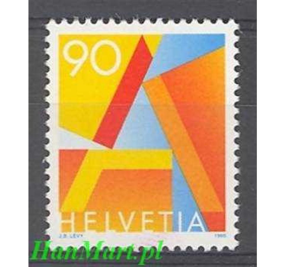 Szwajcaria 1995 Mi 1563 Czyste **