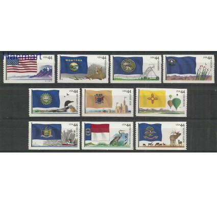Znaczek USA 2010 Mi 4594-4603 Czyste **