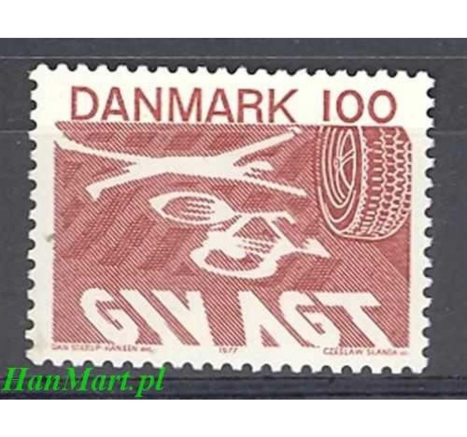 Dania 1977 Mi 637 Czyste **