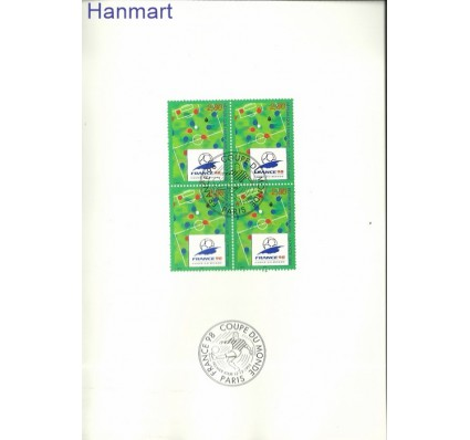 Znaczek Francja 1995 Mi 3126 Pierwszy dzień wydania